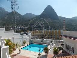 Casa à venda com 4 dormitórios em Grajaú, Rio de janeiro cod:810246