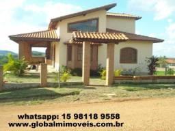 Condominio Fazenda Vitória - 1.000 mts com Salão de Festas