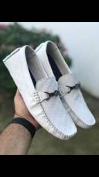Sapatilhas originais couro legitimo
