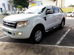 Ford Ranger XLT CD 4x2 2014/Manual - 2014