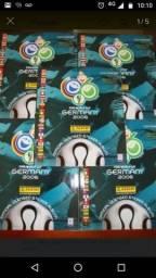 Álbum vazio Copa do Mundo 2006 Panini