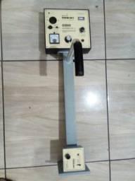 Varedura com detector metais nobres