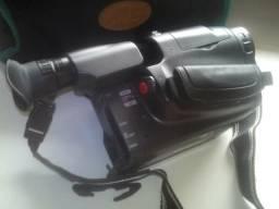 Câmera de filmar JVC de fita pequena