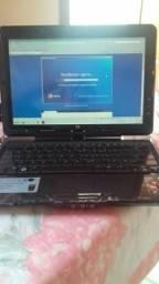 """Vendo notebook HP TX-1000, """"só venda"""""""