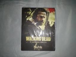 Blu Ray The Walking Dead 5° Temporada