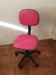 Vendo - cadeira de escritório com rodízio