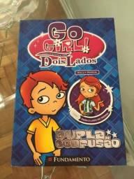 Livro Go Girl! - Toda História Tem Dois Lados - Dupla Confusão