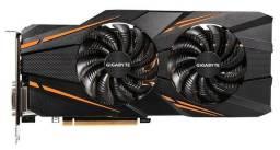 Placa de Vídeo GeForce Gtx 1070 Oc 8GB Gigabyte Windforce