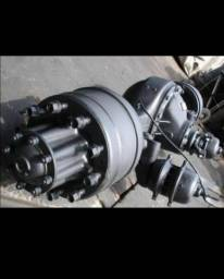 Diferencial Rockwell Reduzido MB VW Ford