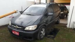 Carro zafira - 2009