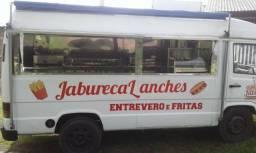 Food Truck pronto Para trabalhar - 1996