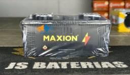 Baterias para ônibus