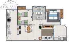 Apartamento à venda com 2 dormitórios em Centro, Ubatuba cod:AP00288