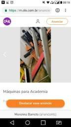 Maquinas para Academia