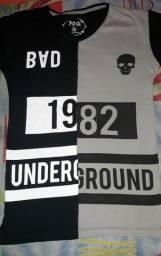 Camisa Underground