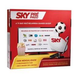 Promoção Sky Pré-pago