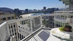 Apartamento à venda com 1 dormitórios em Botafogo, Rio de janeiro cod:854154