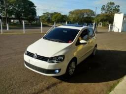 Vw - Volkswagen Fox Prime 1.6 com teto solar - 2012