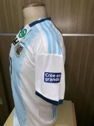 Camisa argentina copa america 2019