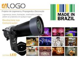 Projetor 4Logo - Projetor de Logomarca, Propaganda e Calçada