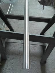 Barra Inox 304 19,05 (3/4) x 0,7 Esp. Fosco ou Escovado