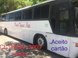 Aluguel de Ônibus - 1996