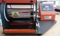 Maquina Estampar Canecas Prensa Sublimação Squeezes Copos