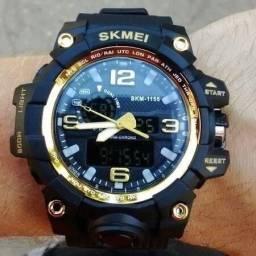 Relógio Skmei 1155 A Prova D Agua