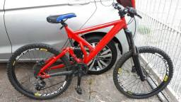 Bicicleta Full Usada