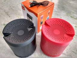 Caixas de Som Q3 Novas - Bluetooth, Pendrive, Micro SD, P2, FM
