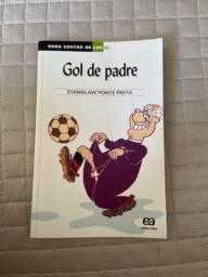 Gol de Padre - autor: Stanislaw Ponte Preta