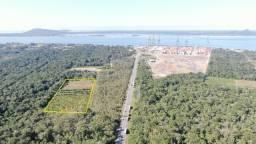 Área retro portúaria com 13.560,00 M² em Itapoá SC