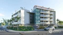 Título do anúncio: Lançamento 2 quartos, beira-mar, 2 dormitórios à venda, 59 m² por R$ 407.287 - Beira-Mar,