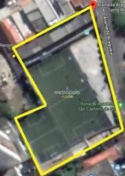 Terreno à venda, 2800 m² por R$ 8.400.000 - Santa Maria - São Caetano do Sul/SP