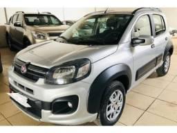 Fiat uno way 2017 - 2017