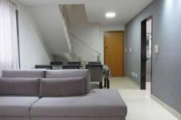 Cobertura à venda com 4 dormitórios em Caiçara, Belo horizonte cod:2797
