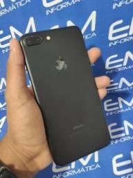 Para sair hoje !!!! iPhone 7 Plus 128GB Preto - Seminovo - Loja Niteroi