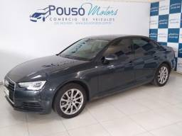 A4 2017/2018 2.0 TFSI ATTRACTION GASOLINA 4P S TRONIC - 2018