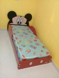 Mini cama mickey
