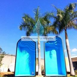 JA - Promoção piscina de fibra - Alpino Piscinas
