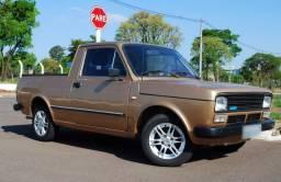 Fiat 147 Pick-up - 1983 - Raridade