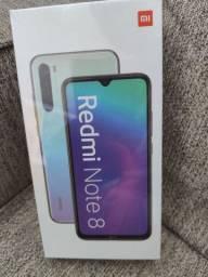 Insano//Redmi note 8 da Xiaomi // Novo lacrado com garantia e entrega imediata