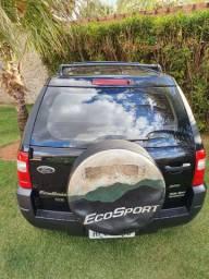 EcoSport 2007 XLS Automática só 124.700 km