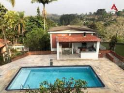 Cód: 5088 - Chácara de 4.000 m² no condomínio Lagoinha, com 3 casas independentes