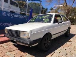 VW Gol S 1.6 AP 1986