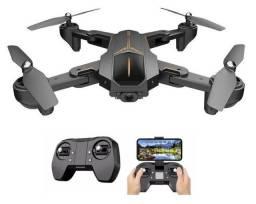 Drone Visuo Xs812 com Gps e Cãmera 4k Ultra HD
