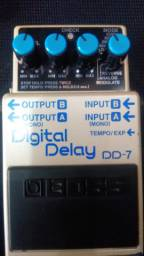 Pedal Digital Delay DD5 Boss para Guitarra!