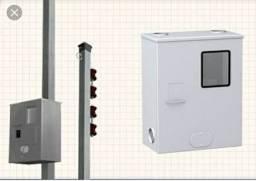 Instalação de padrão (Eletricista)
