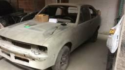 Chevette 86 p/ projeto RECIBO EM BRANCO