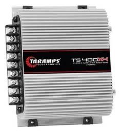 Modulo Taramps Ts 400x4 2 Ohm 400w Rms Amplificador